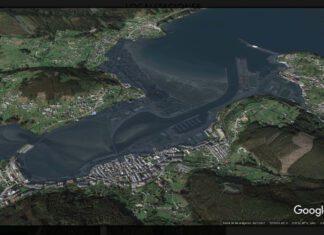 Cómo será a ría de Viveiro no 2100?
