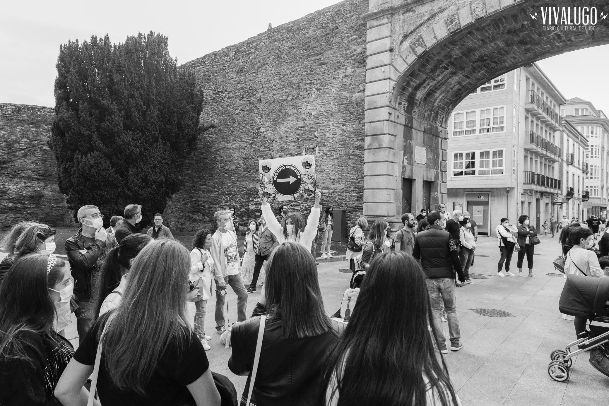 Foto de Loopez para Cultura Concello de Lugo
