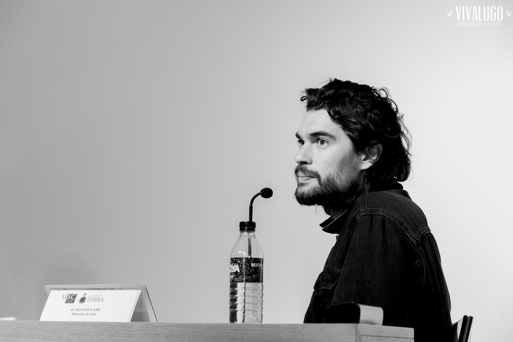 Foto de Loopez para Viva Lugo Oliver Laxe.