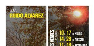 Ciclo de visitas guiadas «Paseos ó Solpor» …de Lugo