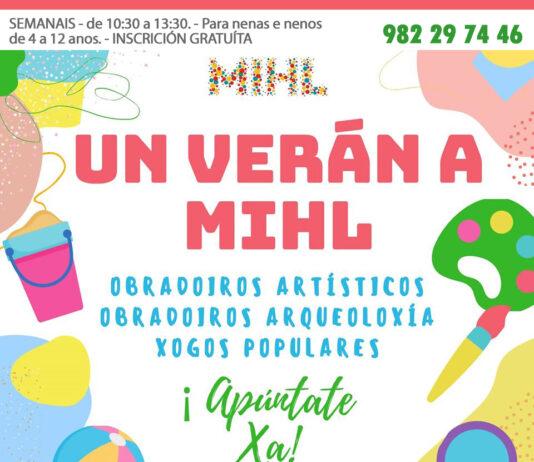 A concellería de Cultura, Turismo e Promoción da Lingua, continúa coas actividades lúdicas no MIHL