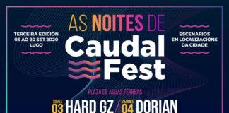"""""""As Noites de Caudal Fest"""""""