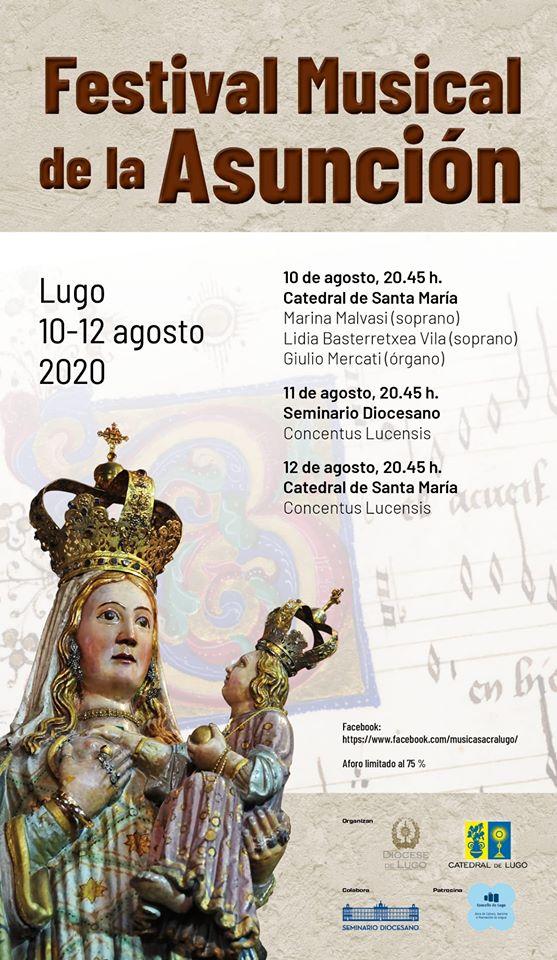 Lugo - Festival musical de la Asunción