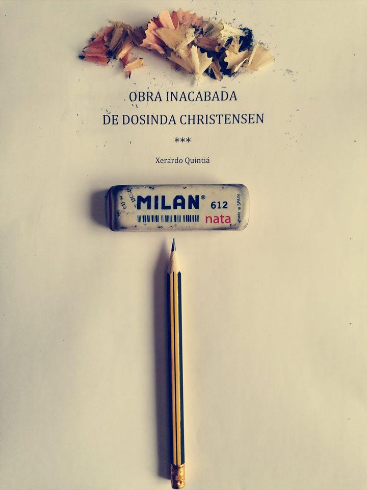 O lucense Xerardo Quintiá gaña outro premio literario