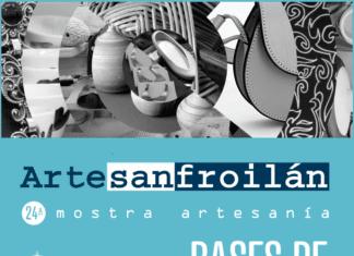 """Abre o prazo para solicitar a participación no """"Artesanfroilán"""""""