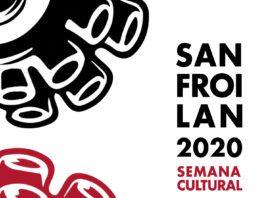 Cartel San Froilán 2020