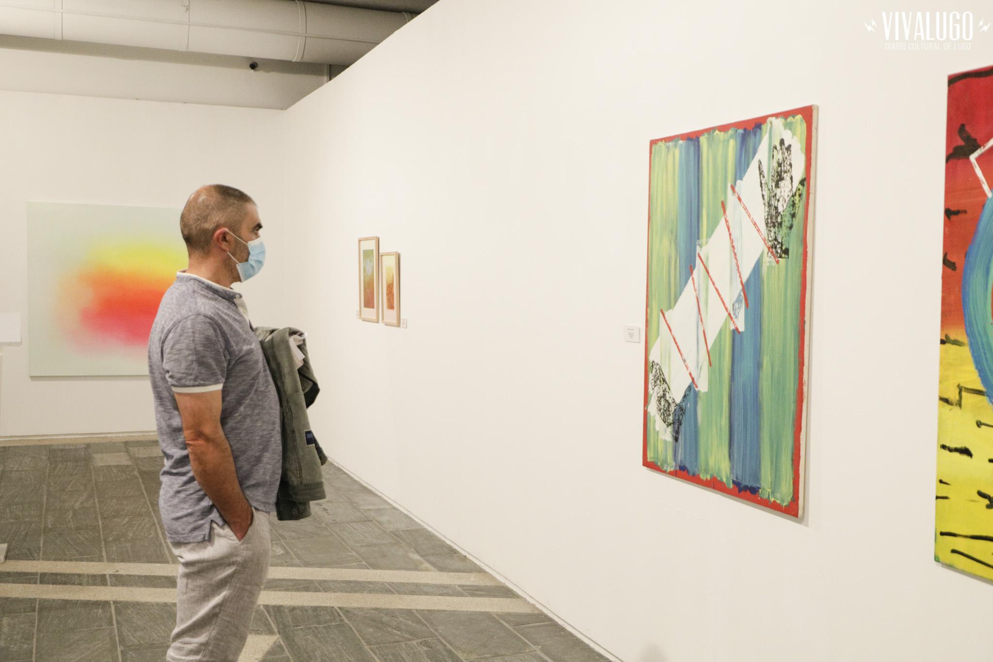 """O Museo acolle a exposición """"Facer Camiño"""" da Academia Galega de Belas Artes"""