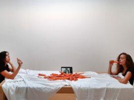 Performance H/Ostia no Vello Cárcere de Lugo