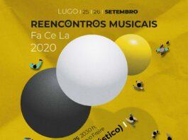 Reencontro coa música independente en Lugo. Reencontros Musicais Facela 2020