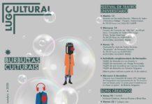 Burbullas Culturais - Programa de outubro 2020