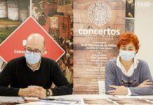 Programa da 74 tempada de concertos da Sociedade Filarmónica de Lugo