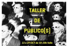 Lugo en Danza - Taller de Público