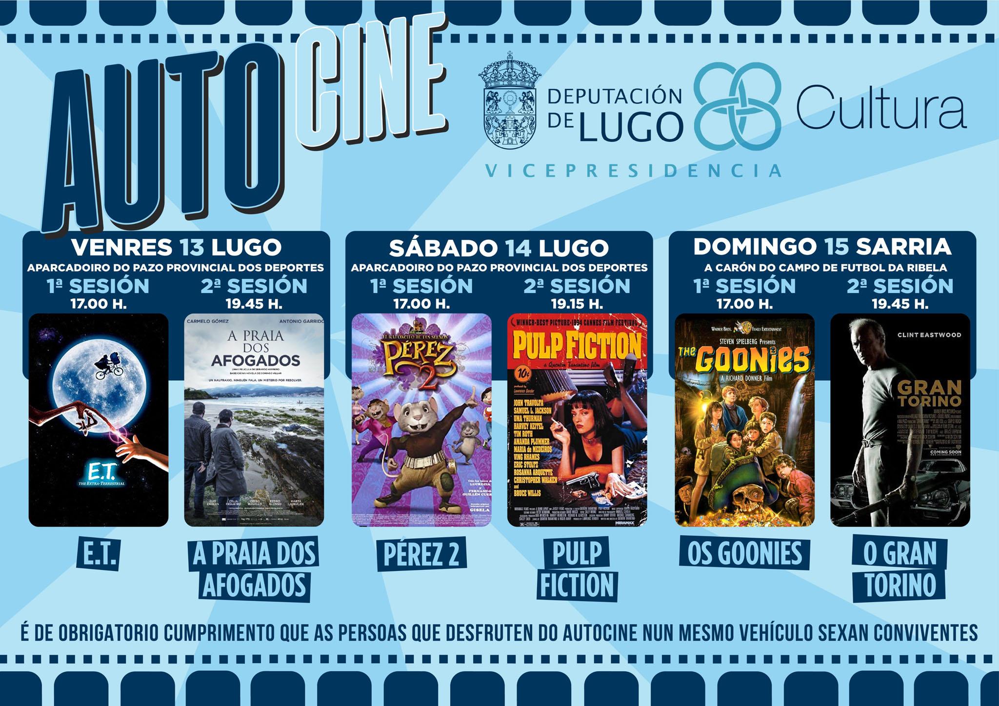 Autocine de Lugo