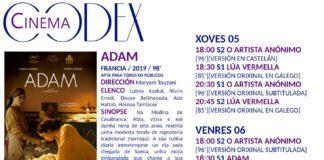 """""""Adam"""" e """"Sole"""", cine comprometido nos Codex Cinema"""