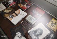 """Inauguradas as exposicións """"Luis Tosar"""" e """"Libros da Semana de Cine"""""""