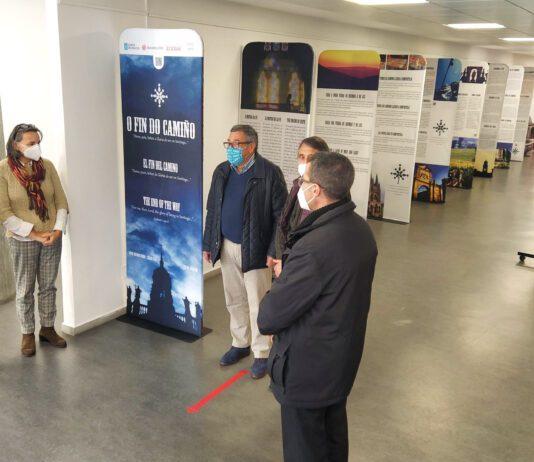 """Exposición """"O Fin do Camiño"""" na Biblioteca Provincial de Lugo"""