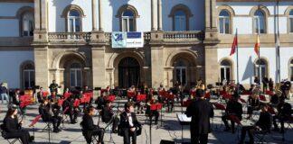 "O ""Musiqueando"" anima Lugo coa banda Músico Crisanto"