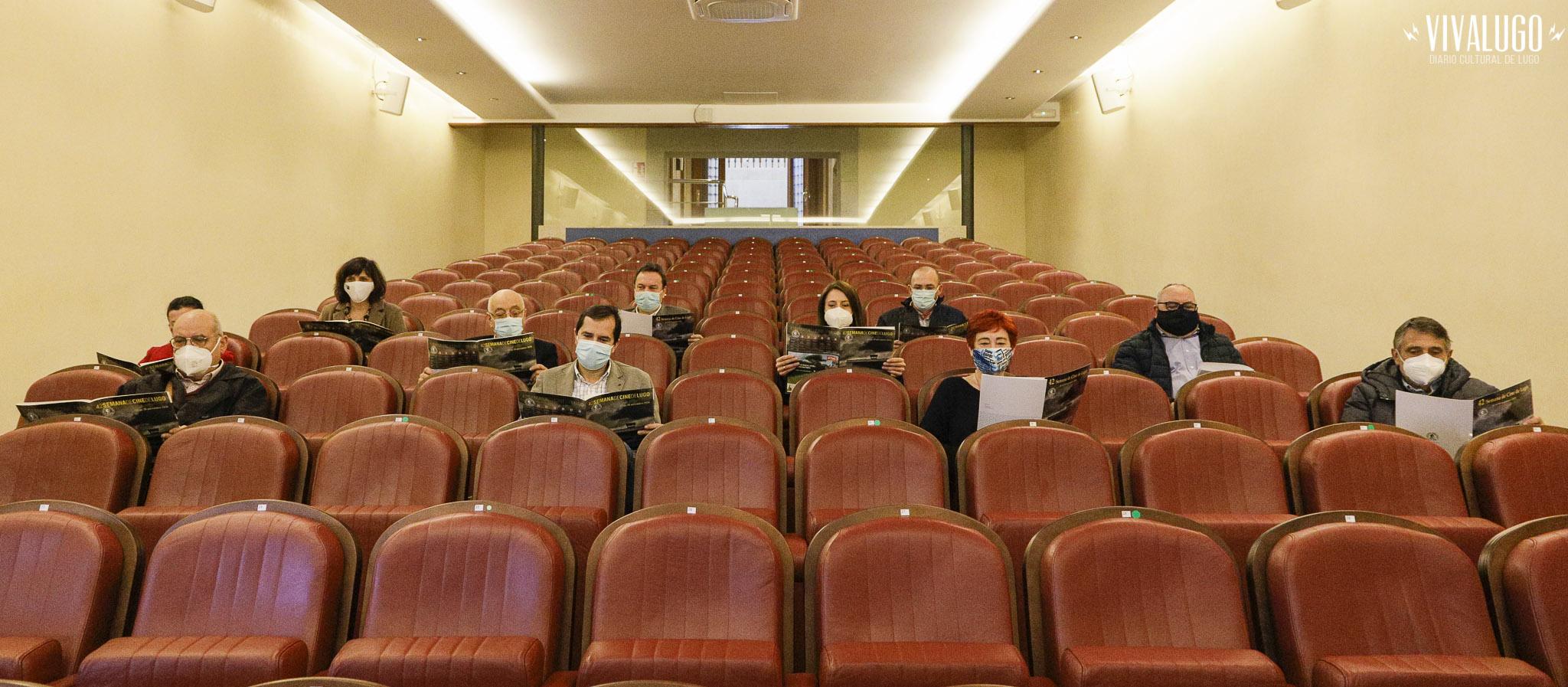 Programa da 42 Semana de Cine de Lugo