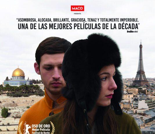 A mellor película do Festival de Berlín 2019 en Lugo: Sinónimos de Nadav Lapid
