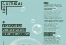 Aberta a inscrición no II Certame de Videocreación Campus USC Lugo