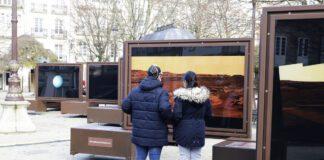 Visións do noso sistema sola na Praza Maior de Lugo