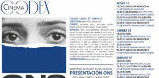 """Melanica Cruz presenta """"Ons"""" en Lugo"""