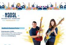 Rock and roll para a cativada de Lugo con Pakolas.