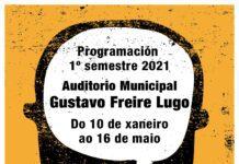 Gran programación teatral no Gustavo Freire