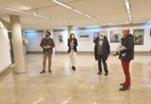 Mostra do XXXI Certame Galego de Arte José Domínguez Guizán