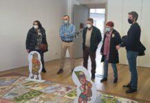 Exposición en Lugo das curiosidades máis interesantes da Ruta Xacobea
