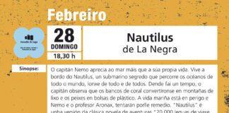 """Gustavo Freire - Teatro - """"Nautilus"""""""