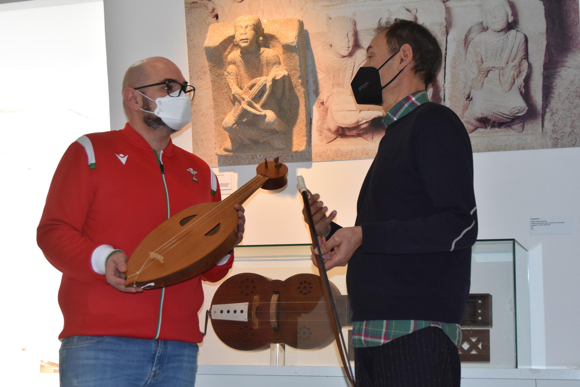 """A memoria do son"" - Mostra do patrimonio musical medieval"