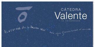 """""""Cátedra Valente"""" - Catro lustros de poesía e de paixón"""