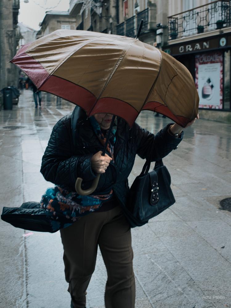 Adra Pallón e Lugo - Días de mal tempo