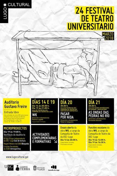 Festival de Teatro Universitario de Lugo